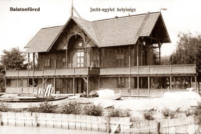 150 éves a balatonfüredi vitorlázás