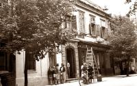 A város elmúlt száz éve fekete-fehérben