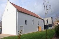 Felújították az egykori zsinagógát