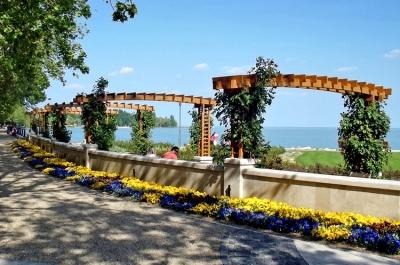 Virágos Balatonfüredért verseny